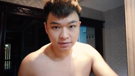 杨晨大神健身腹肌复活计划vlog#1