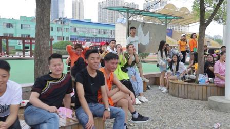 2019南京 掌上凉山彝族火把节篮球赛