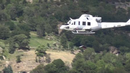 RC遥控贝尔412直升机