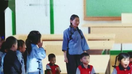 湖北省丹江口市2019蓝天幼儿园文艺汇演朵朵一班《满江红》