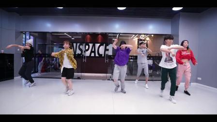 INSPACE舞蹈-ACE老师-SWAG提高课程视频