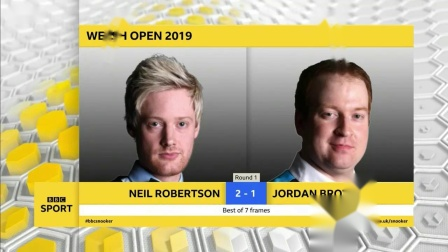 Neil Robertson 147 2019 Welsh Open