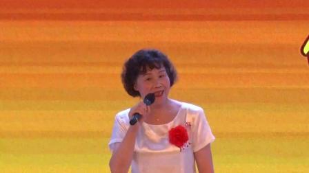 常文江摄《4年级3班胡淑珍-女声独唱-今天是你的生日》济南市老年人大学