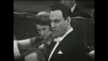 男低音Raffaele Arie: Aria Bass from Verdi Requiem, Carlo Maria Giulini, 1964