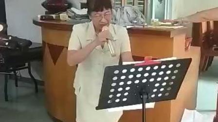 《多采的梅州等你来》秋霞独唱客家根土艺术团伴奏