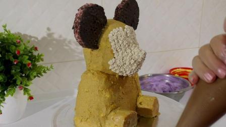 旅游迈克莫斯米老鼠蛋糕迪斯尼蛋糕3之旅