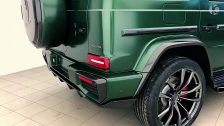 Mercedes-AMG G 63 《2019》 Inferno - Details of the beast from TopCar
