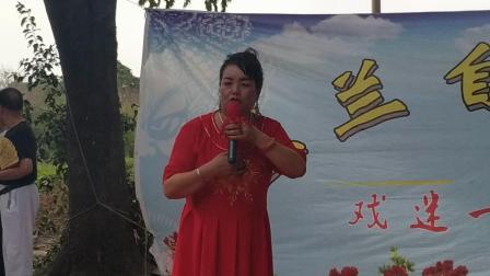 牛春叶,杨兰兰演《别母》全折,老任上传,兰兰自乐班活动拍摄。2019.7.14日。