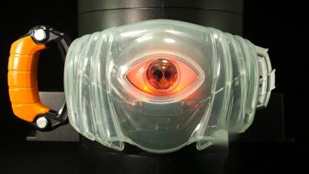 假面骑士Ghost 韩版 DX Ghost变身腰带驱动器 G眼魂联动 日版对比音效测试 假面骑士时王ZI-O