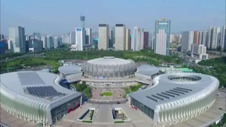 每个城市都有一个奥体中心,济南的这样!