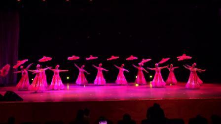 (3335)舞蹈 共筑中国梦(巴歌影视)爱乐团选送。歌唱祖国成立于汇报演出