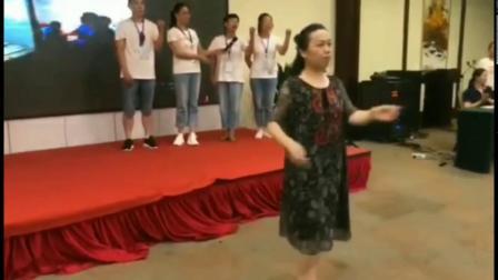 尖草坪区骨干教师嘉兴培训总结会精彩节目集锦