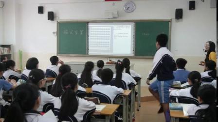 北师大版初二八年级数学上册第三章 位置与坐标1 确定位置-李老师优质课视频(配课件教案)