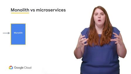 Migrating from a Monolith to Microservices (Next '