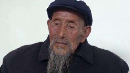 当我们宣读致敬词时,爷爷哭了。(20190714致敬甘肃岷县抗战老兵后文明)