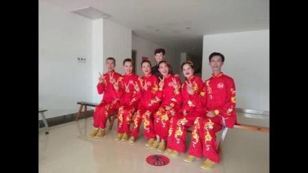 健身气功:宜良县老年大学参加昆明市第六届运动会健身气功比赛荣获第一名