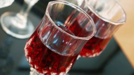 欧式无铅玻璃高脚杯创意加厚钻石纹酒杯水杯威士忌杯葡萄酒杯