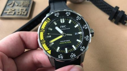 IWC海洋时计 AQUATIMER FAMILY