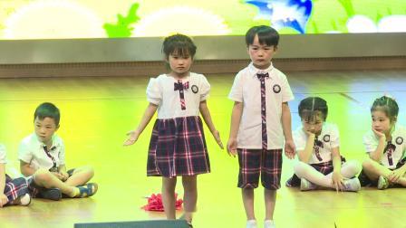 文体德美之星幼儿园2019届毕业典礼 彩虹二班+口才班 童年相册