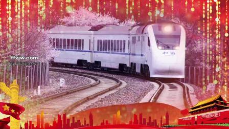 《我们的中国梦》LED背景-雷佳