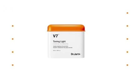 新一代素颜神器炼成「草莓牛奶肌」Dr.Jart+ V7™抹出韩星们的透亮陶瓷肌肤