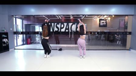 INSPACE舞蹈-LuLu老师-Jazz基础课程-Cover Girl(1)