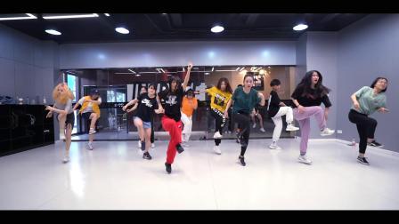 INSPACE舞蹈-Carolina老师-Urban提高课程视频-Easy