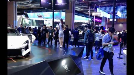 莱肯LyKan Hypersport超级跑车(上海车展实拍)