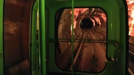 外滩观光隧道1
