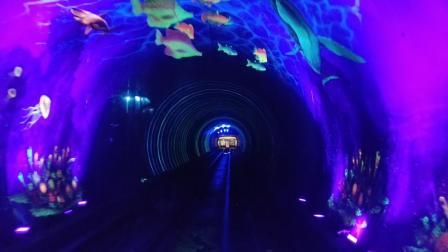 外滩观光隧道3