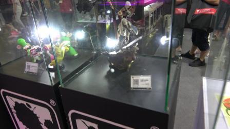第十五届中国国际动漫游戏博览会~各动漫游戏主题系列手办模型(一)