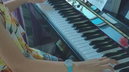 钢琴曲童年的回忆