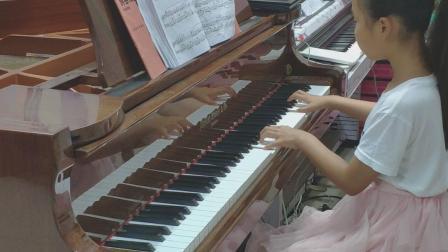 钢琴曲 瓦妮莎的微笑  练习中