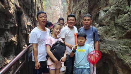 20190713龙潭大峡谷游记