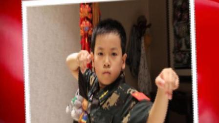 [演练版]《山东省少儿主持人金话筒大奖赛》表演者:王博伟