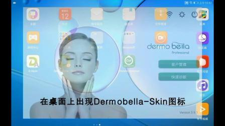 Dermobella-skin 下载方法(华为)