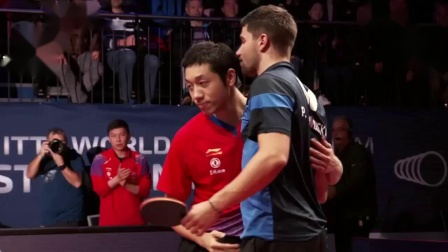 Xu Xin vs Patrick Franziska  2019 ITTF Australian Open Highlights