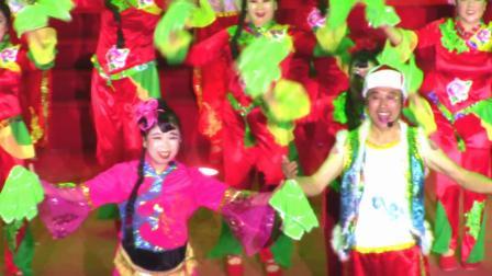 美丽辽源--《舞动新时代》首届群众电视舞蹈大赛 预赛实况剪辑