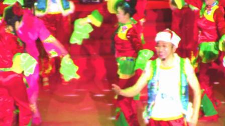美丽辽源--《舞动新时代》东北风表演《情系大东北》