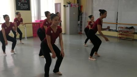 开封市舞之韵舞蹈学校10级考级中