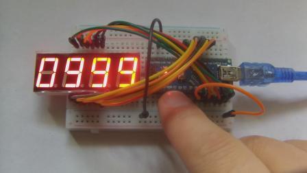 玩转Arduino图形化编程基础版54-拆D专家(电平检测)