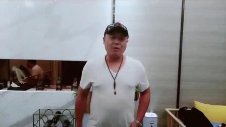 歌手张健祝福国际兰梦美容美发学校