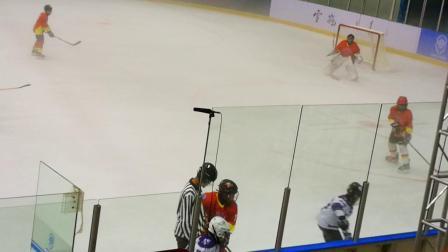 20190716齐齐哈尔冰球季第2场vs哈尔滨明日之星雪狼队之小米比赛瞬间3