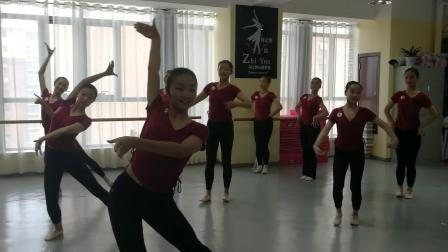 开封市舞之韵舞蹈学校10级考试中小卜哨