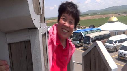 西乌珠穆沁旗草原旅游风光欣赏