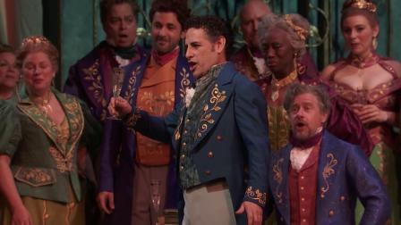 朱塞佩•福圖尼諾•弗朗切斯科•威爾第 : 詠嘆調《飲酒歌》選自歌劇《茶花女》