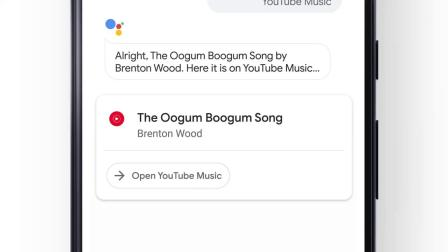 Go Driving with the Google Assistant (Play That So