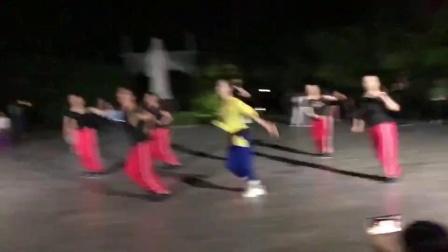 永济心悦广场舞《干就得了》