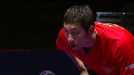 Xu Xin vs Liang Jingkun  2019 ITTF Korea Open Highlights