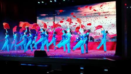舞蹈《映山红》